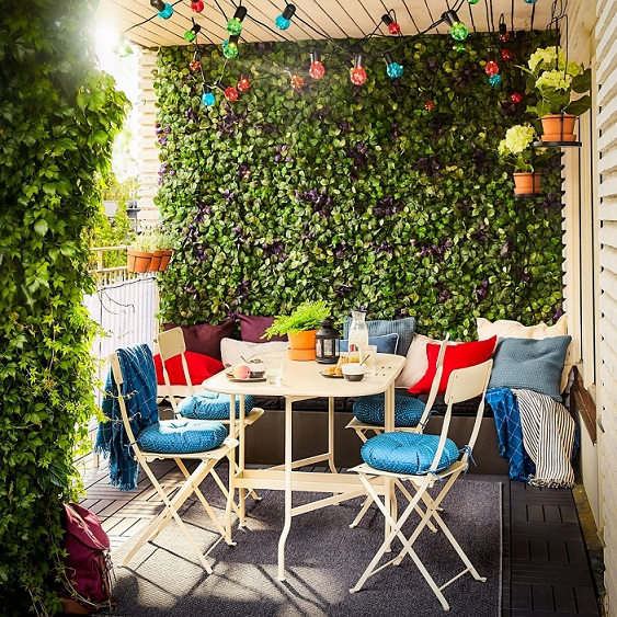 20 Inspiring Small Balcony Garden Ideas Buzz N Fun