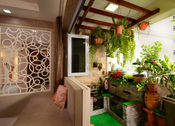 10 Inspiring Small Balcony Garden Ideas Buzz N Fun