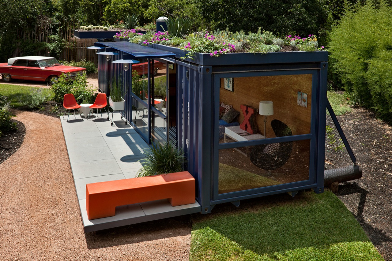 container mobile house 10